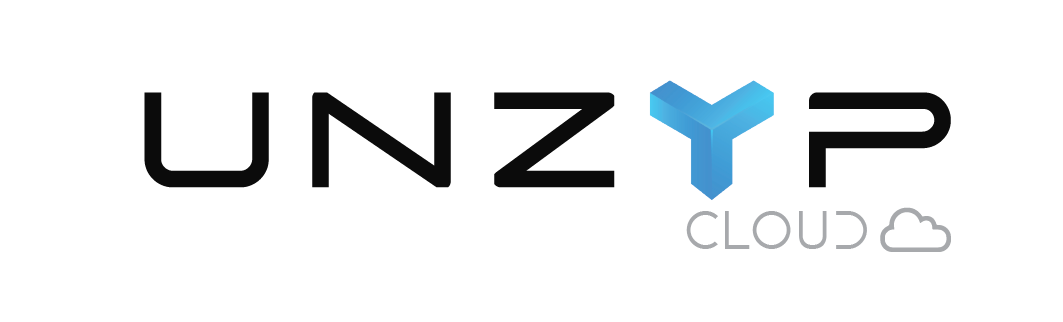 Unzyp Cloud Logo